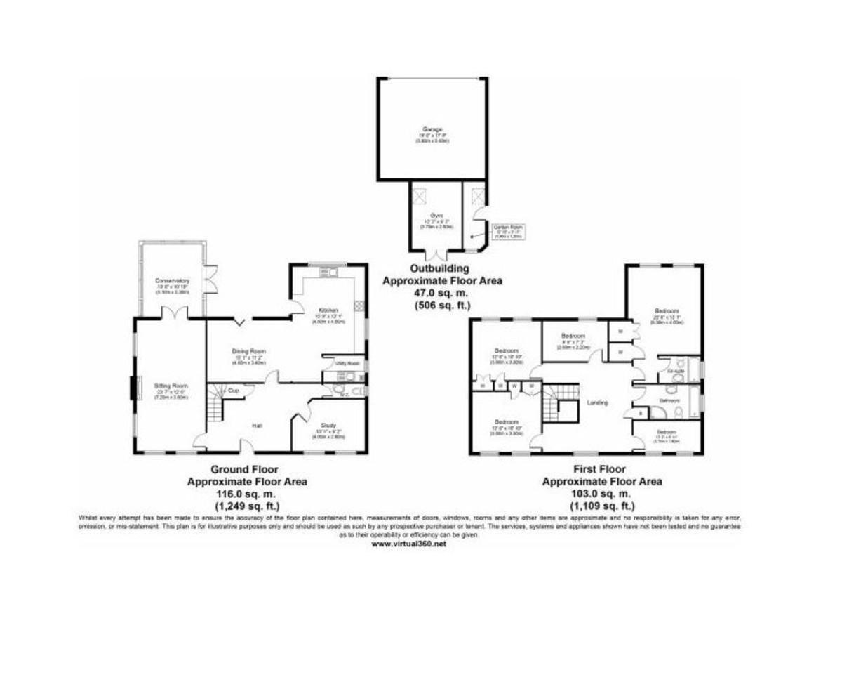Argent Place, Newmarket Floorplan