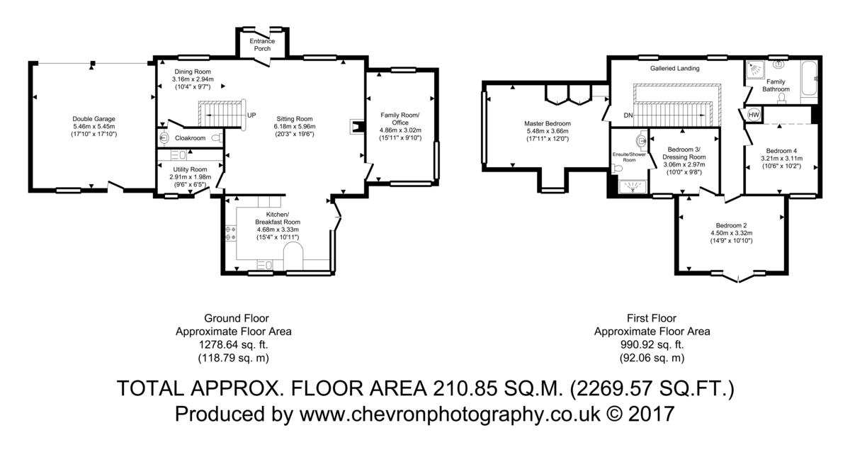 Layham, Ipswich, Suffolk Floorplan