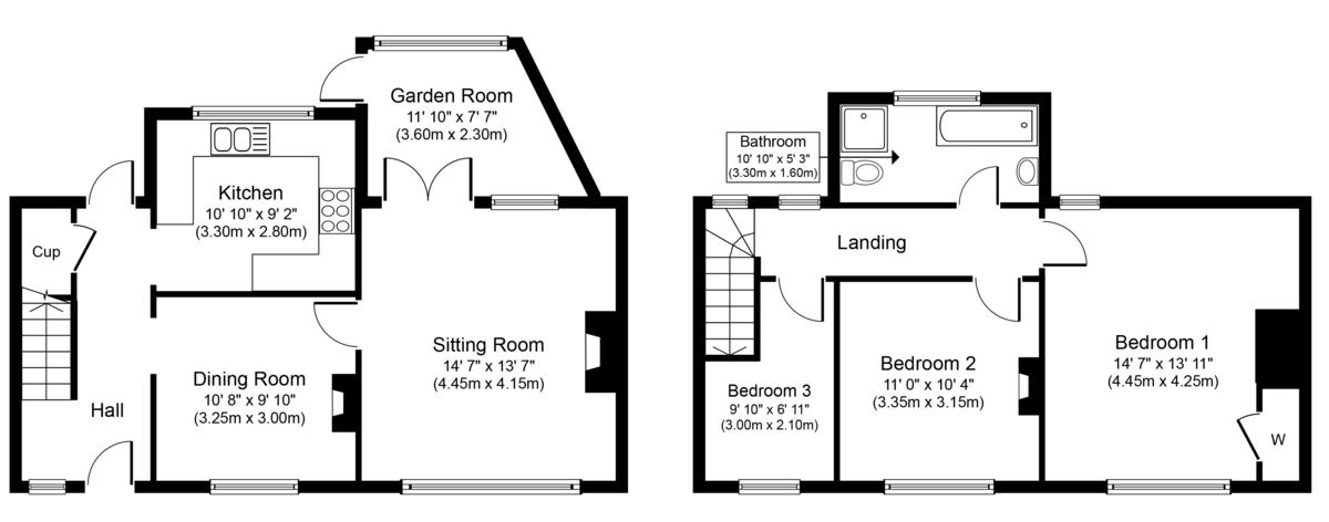 Castle Hedingham, Halstead Floorplan