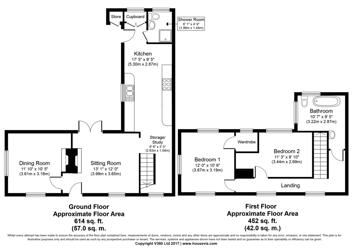 Meeting Green, Wickhambrook Floorplan