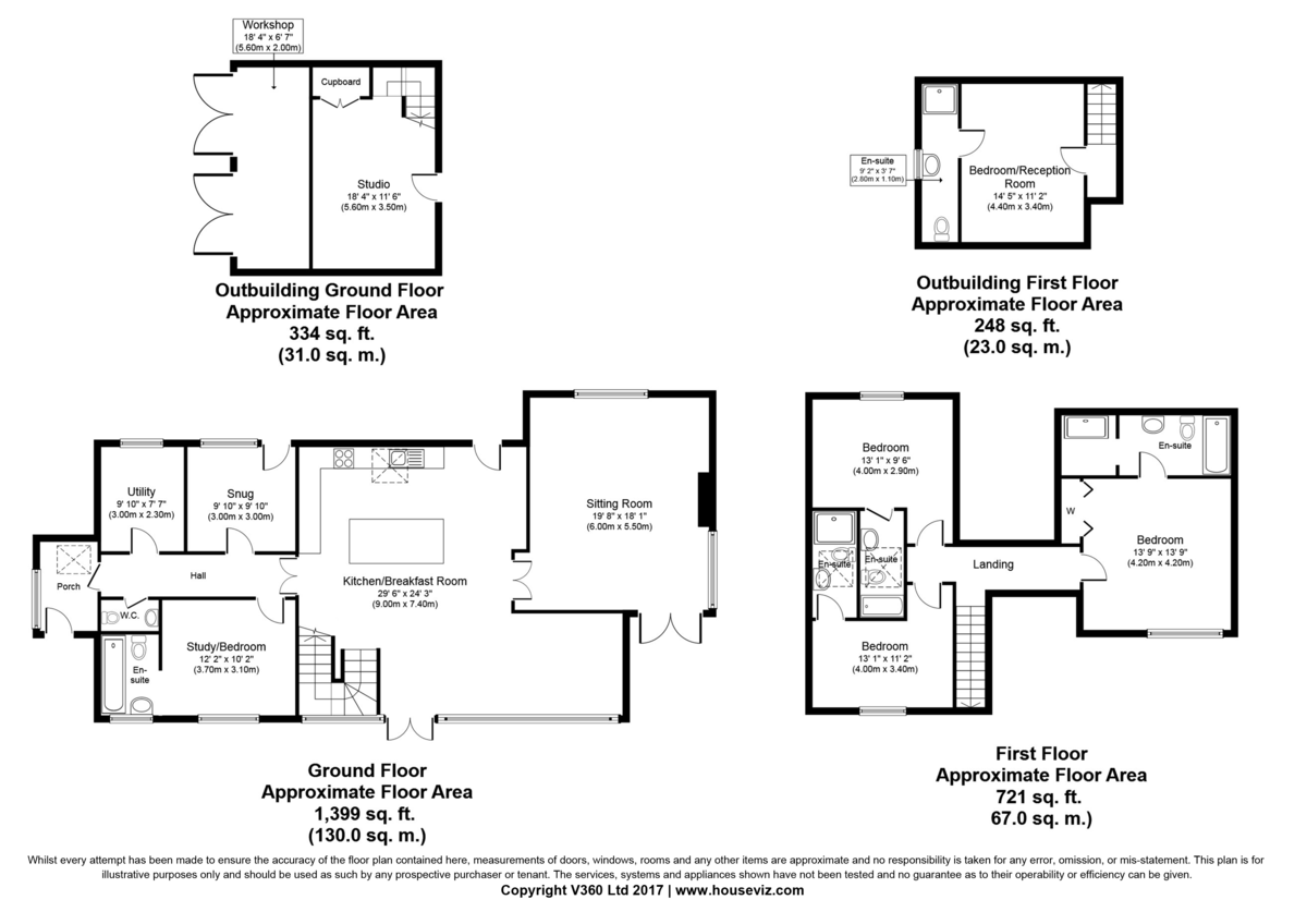 Thurston, Bury St Edmunds, Suffolk Floorplan