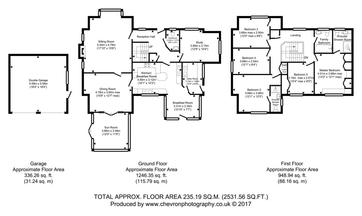 Boxford, Sudbury, Suffolk Floorplan