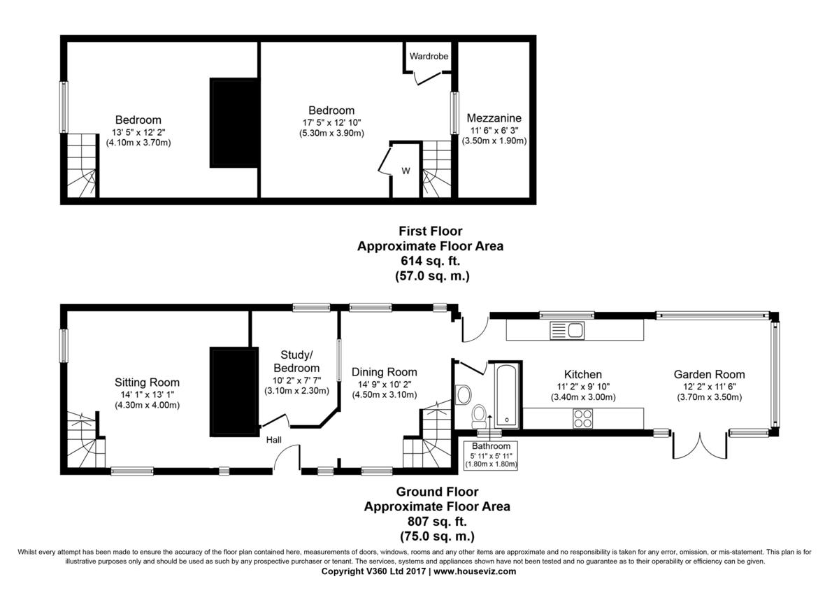 Cockfield, Bury St Edmunds, Suffolk Floorplan