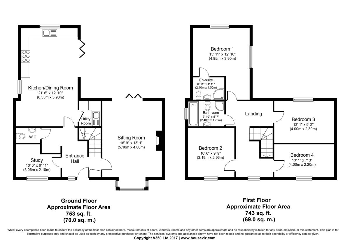 Sturmer, Essex  Floorplan