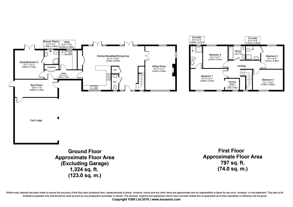 Stradishall, Newmarket Floorplan