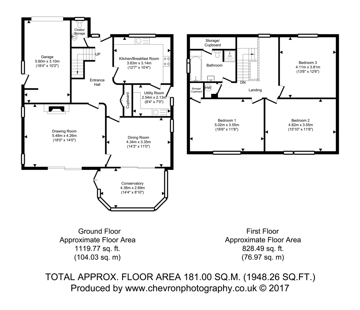 Stanstead, Sudbury, Suffolk Floorplan