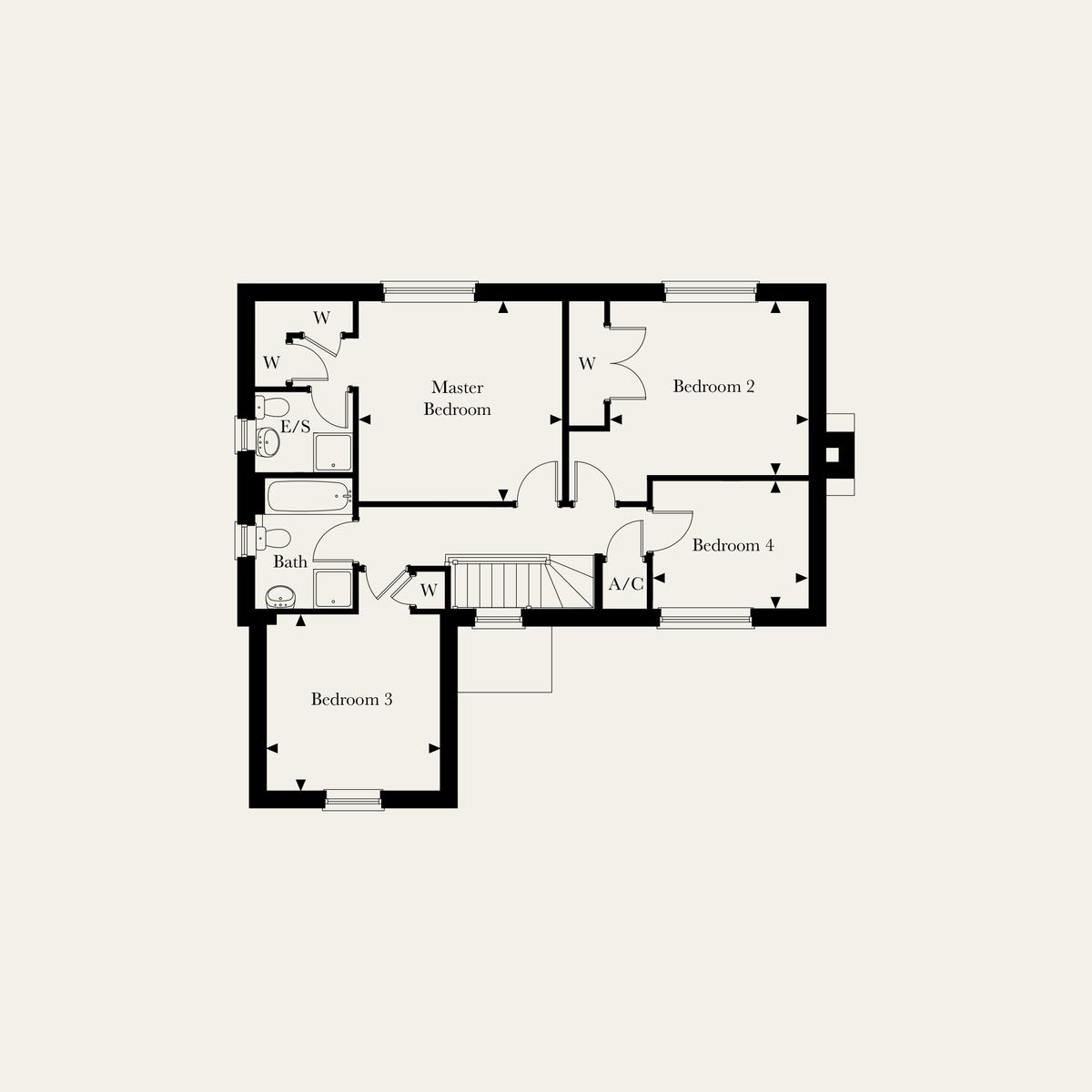 Gazeley, Newmarket Floorplan