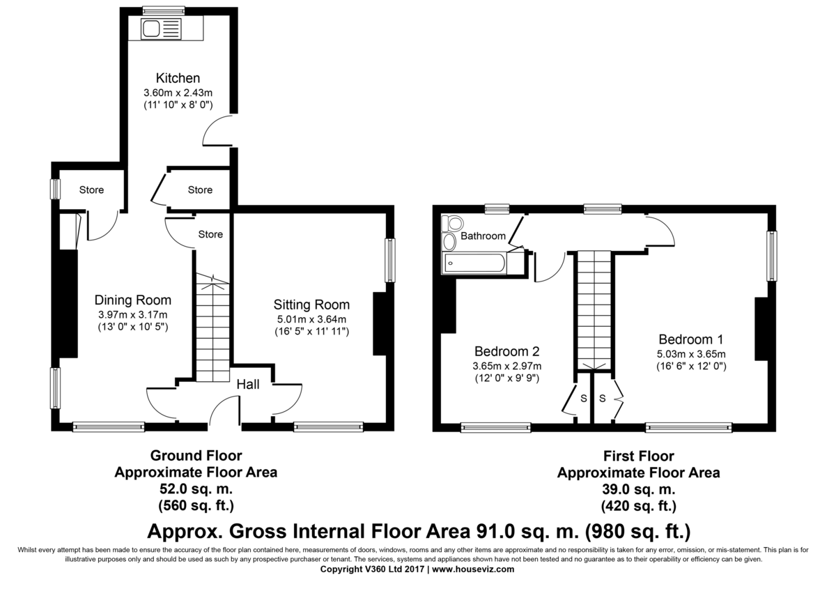Boxted, Colchester Floorplan