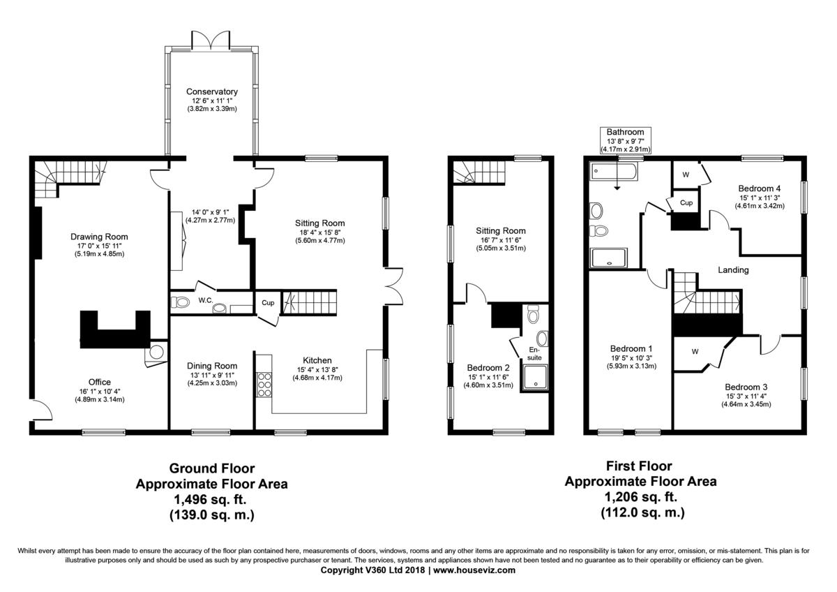 Middlewood Green, Stowmarket, Suffolk Floorplan