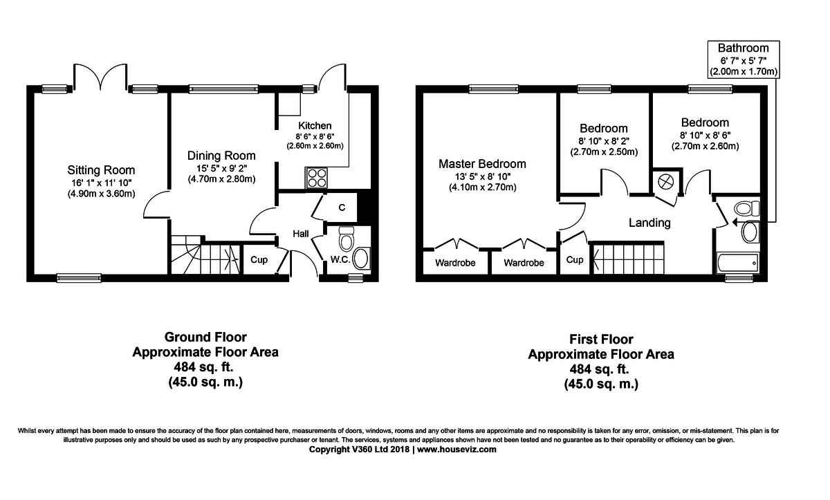 Newmarket, Suffolk Floorplan