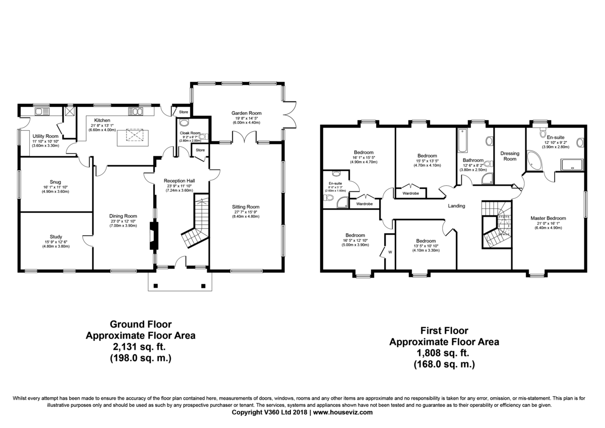 Lawshall, Bury St Edmunds, Suffolk Floorplan