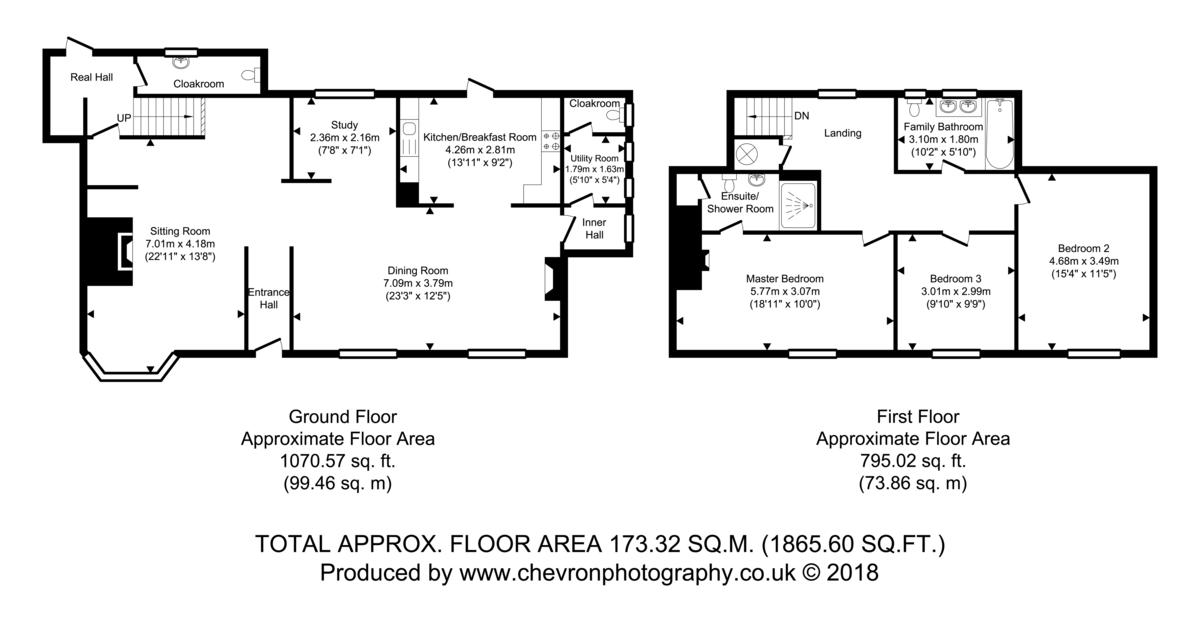 Bures, Suffolk Floorplan
