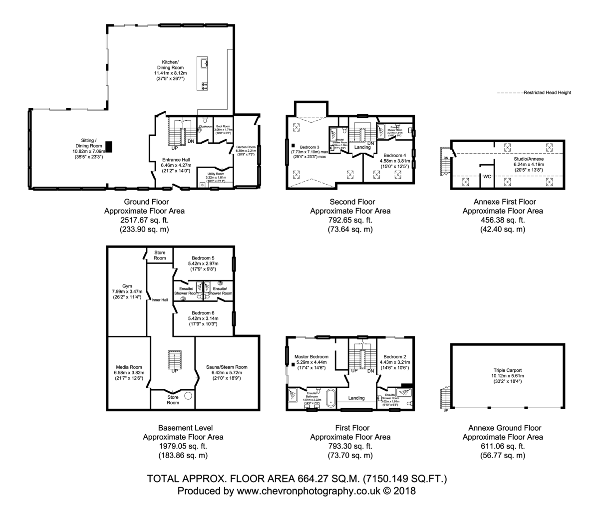 Great Bealings, Ipswich, Suffolk Floorplan