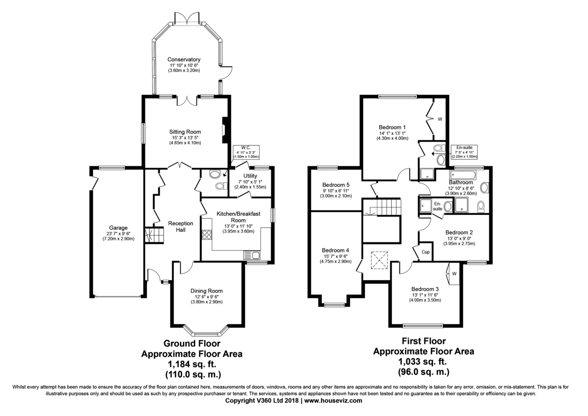 Great Yeldham, Halstead, Essex Floorplan