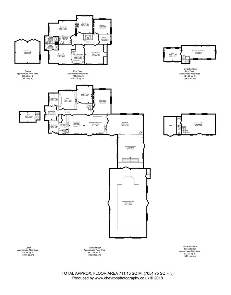 Edwardstone, Sudbury, Suffolk Floorplan