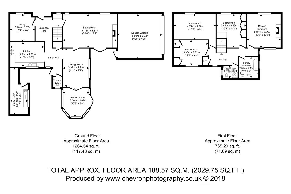 Layham, Ipswich, Suffolk Floorplan