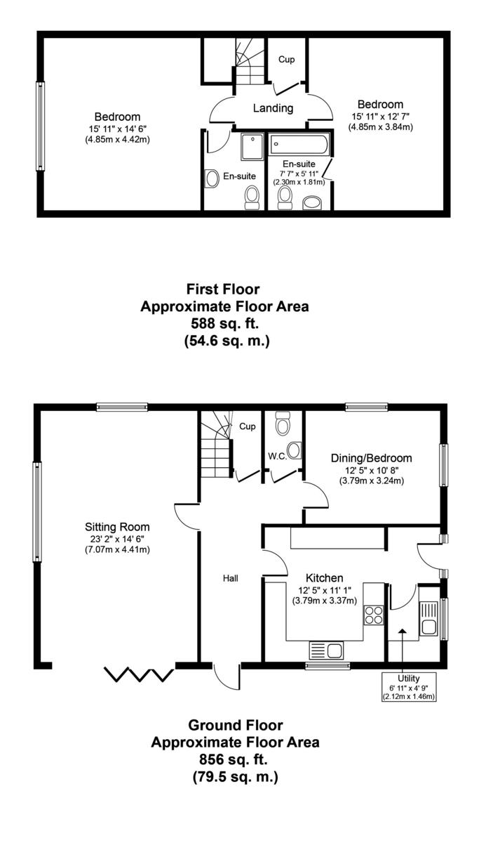 Woolpit, Bury St Edmunds, Suffolk Floorplan
