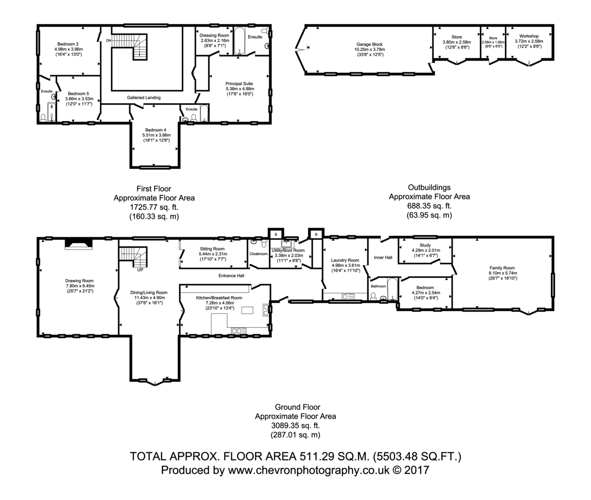 Pentlow, Sudbury, Suffolk Floorplan
