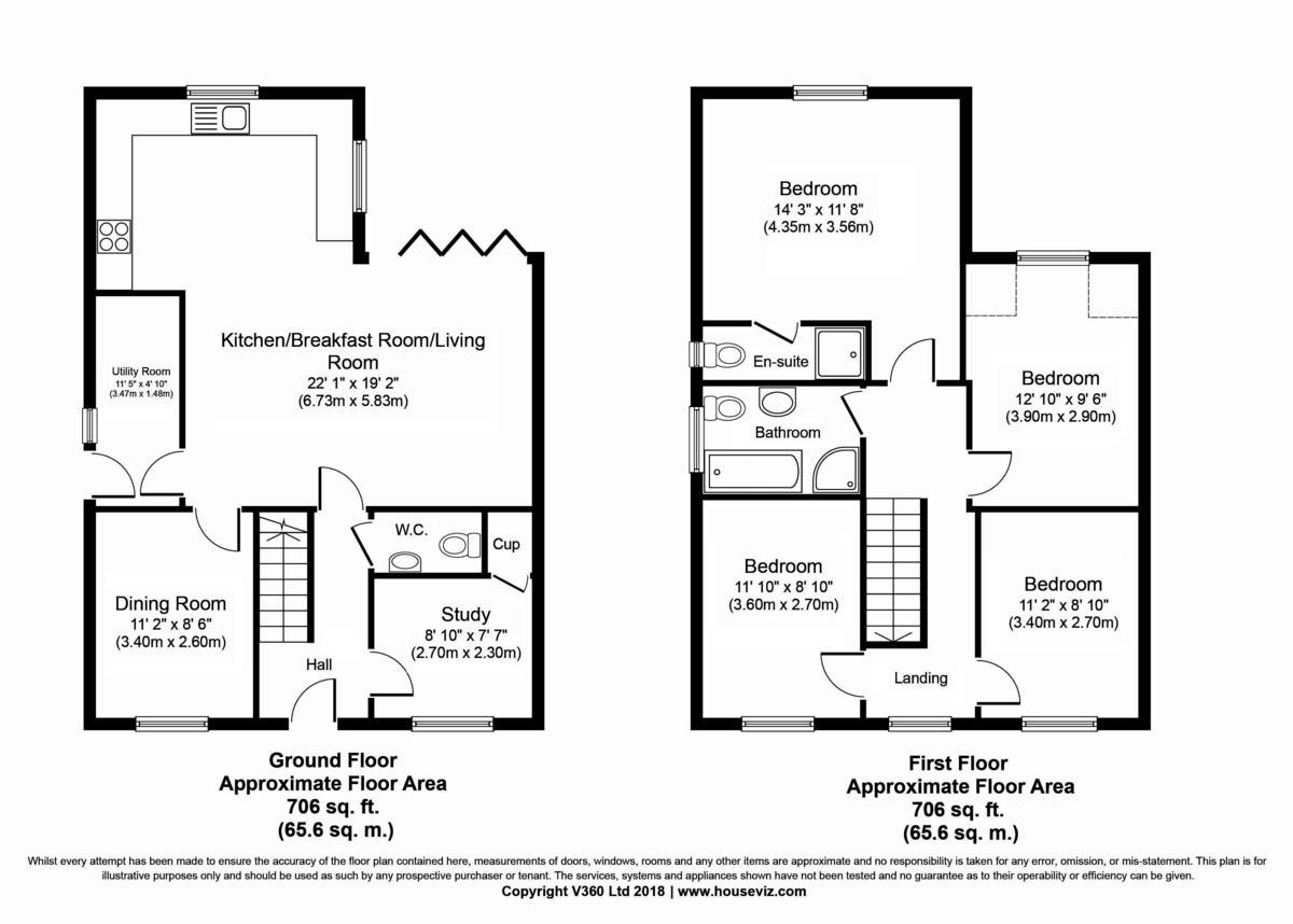 Beyton, Bury St Edmunds, Suffolk Floorplan