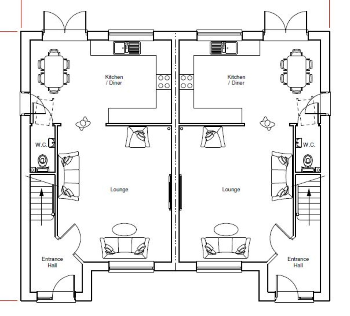 Norton, Bury St Edmunds, Suffolk Floorplan