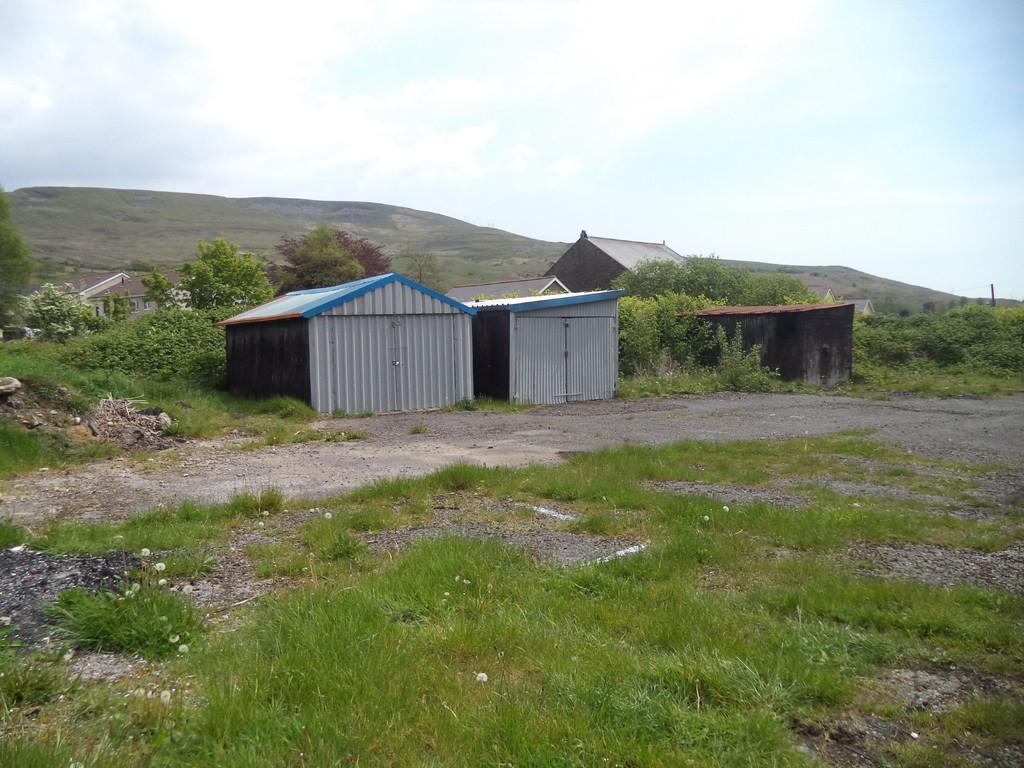 Land Rear of Humphrey's Terrace, Caerau, Maesteg, CF34 0SG