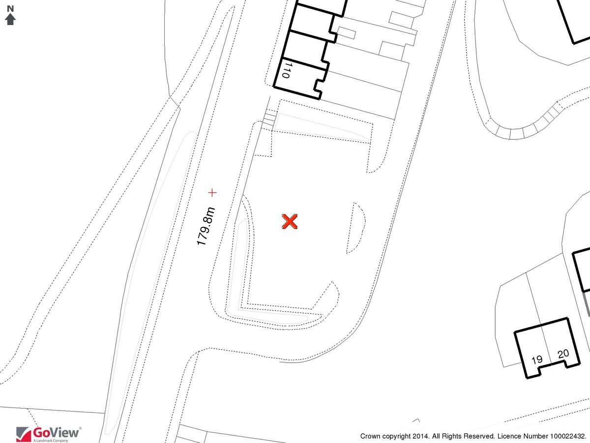 Auction 375 LOT 19 Land at Tonna Road, Caerau, Maesteg, Mid Glamorgan, CF34 0SB
