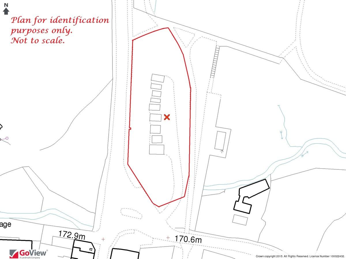 Land at Aber Lane, Wyndham, Ogmore Vale, near Bridgend, CF32 7SL