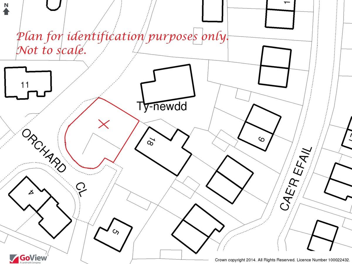 Building Plot Adjacent To Ton Bach Farmhouse, Orchard Close, Pencoed, CF35 6RJ