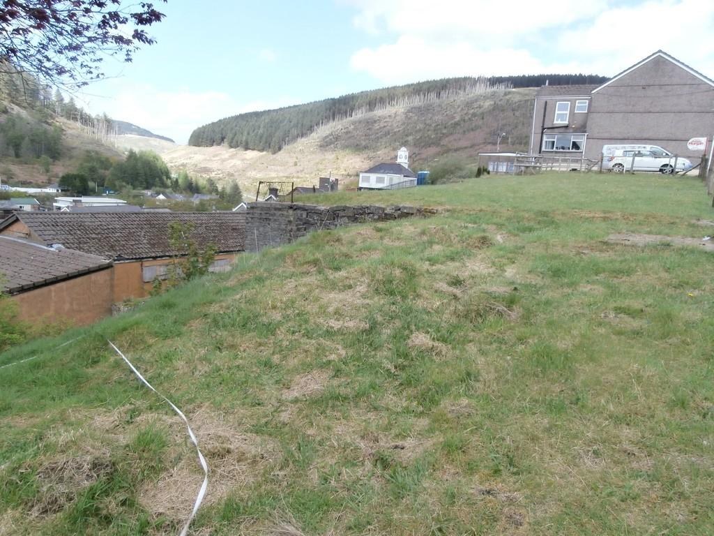 Building Plot Brytwn Road, Cymmer, Port Talbot, SA13 3EN