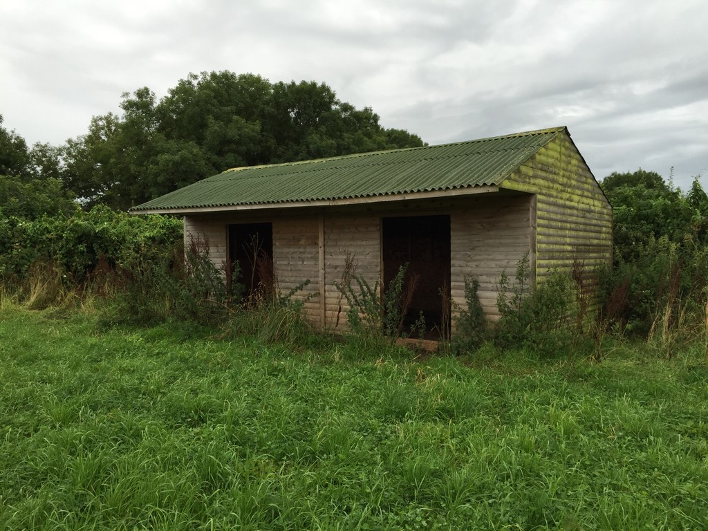 Auction 428 LOT 8 Approximately 4.4 acres of land with Field Shelter, St Hilary, Cowbridge, South Glamorgan, CF71 7DP