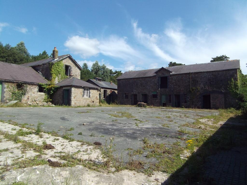 Former Parc Farm Buildings, Heol Spencer, Coity, Bridgend, CF35 6AU