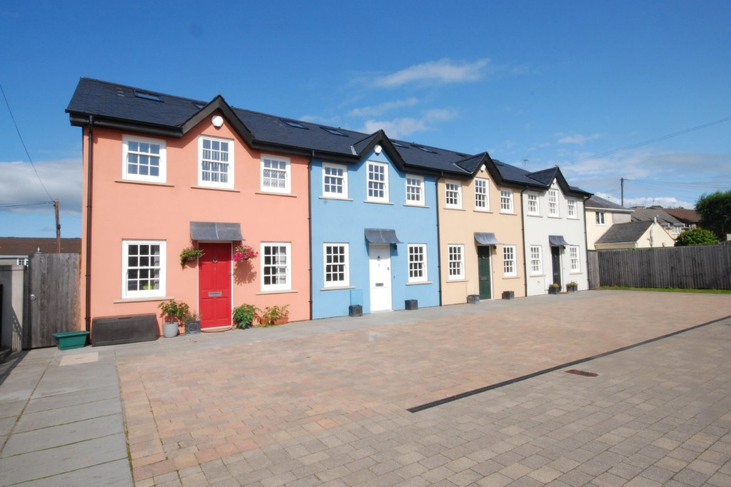 A Three Bedroom Home Within Eastgate Court Situated In The Historic Market Town Of Cowbridge, Vale Of Glamorgan