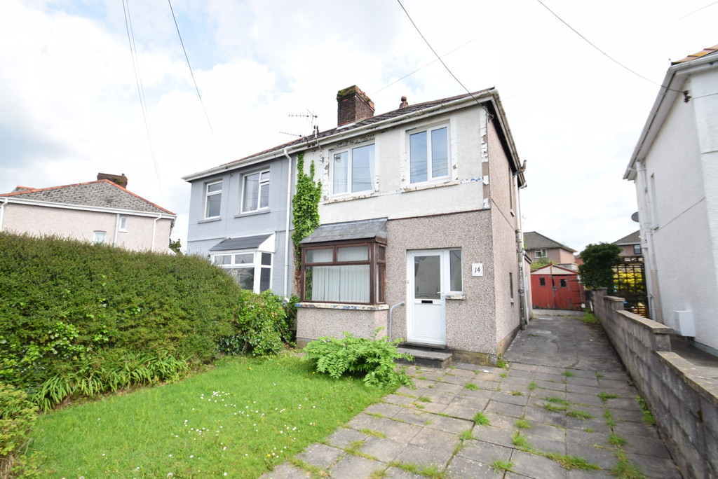 A Three Bedroom, Semi Detached Traditional Property In Need of Modernisation, Sarn, Bridgend