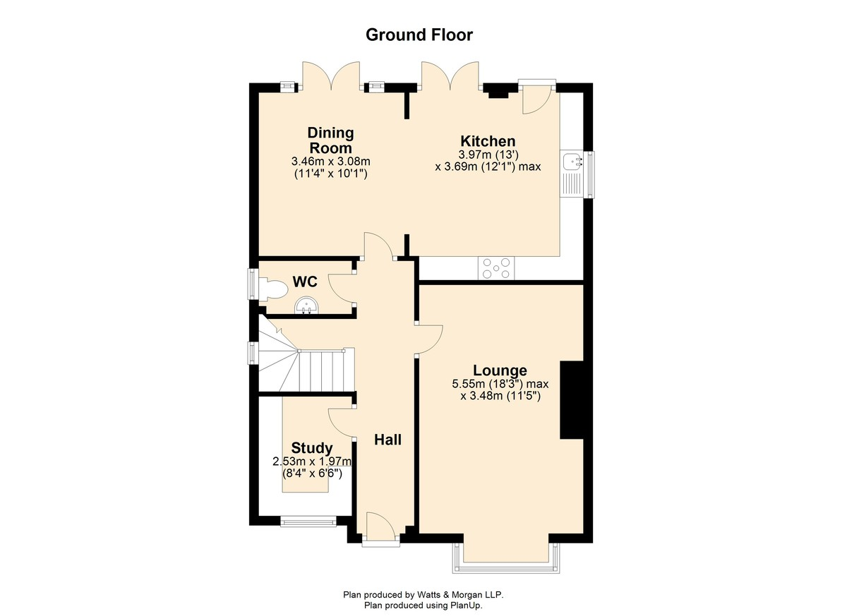 Pencarrow, 27A Austin Avenue, Laleston, Bridgend, Bridgend County Borough, CF32 0LG