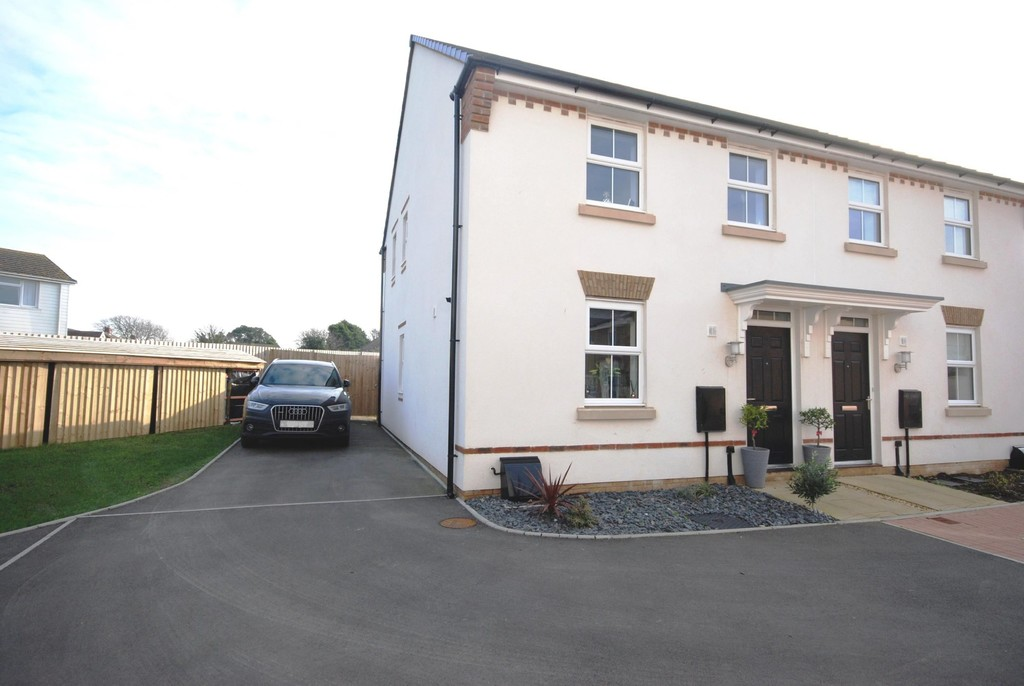 A Three Bedroom, Modern Property In Excellent Order Throughout, Beaconsfield, Wick, Vale of Glamorgan