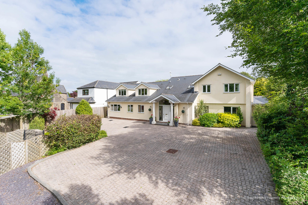 A Simply Stunning 5 Bedroom Family Home With Flexible Accommodation, In The Popular Village Of Corntown, Vale Of Glamorgan
