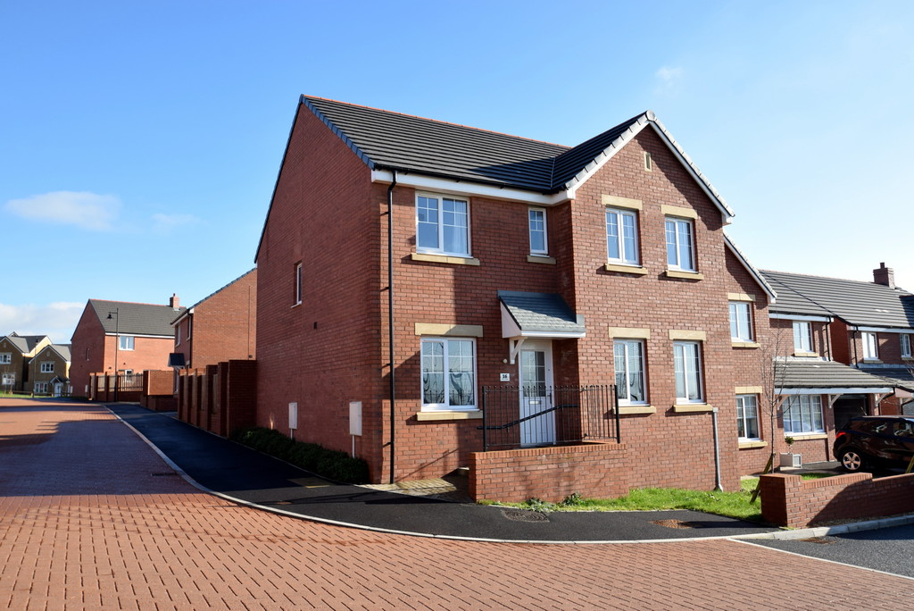 An Immaculate, 4 Bedroom Detached Property With Landscaped Rear Garden, Coity, Bridgend