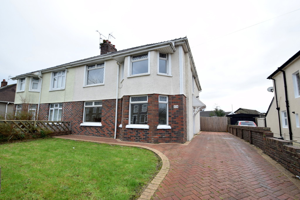 An Extended, 3 Bedroom Bay Fronted Semi-Detached Property, Coity Road, Bridgend
