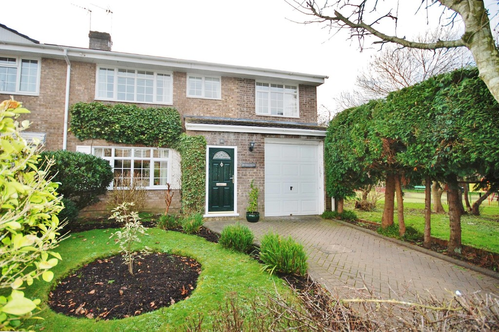 A Four Bedroom, Semi Detached Home With A South Facing Garden, Millfield Drive, Cowbridge