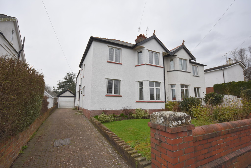 A 4 Bedroom Semi Detached Property Being Sold With No Onward Chain, Westbourne Road, Penarth