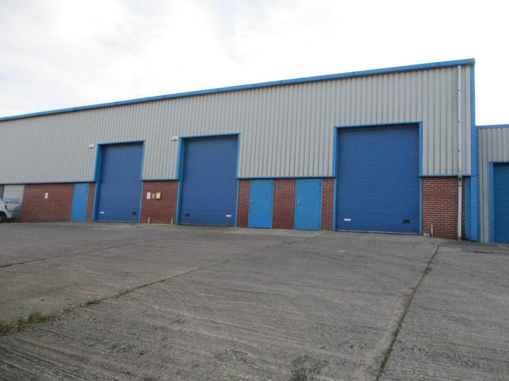 Modern Industrial/Warehouse Units, Units 7 & 8 Heol Ffaldau, Brackla Industrial Estate, Bridgend