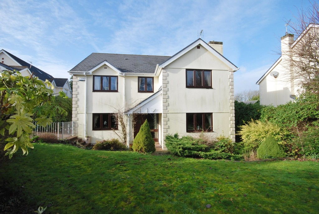 An Executive, Detached 5 Bedroom Family Home Offering Generous Accommodation, Corntown, Vale of Glamorgan
