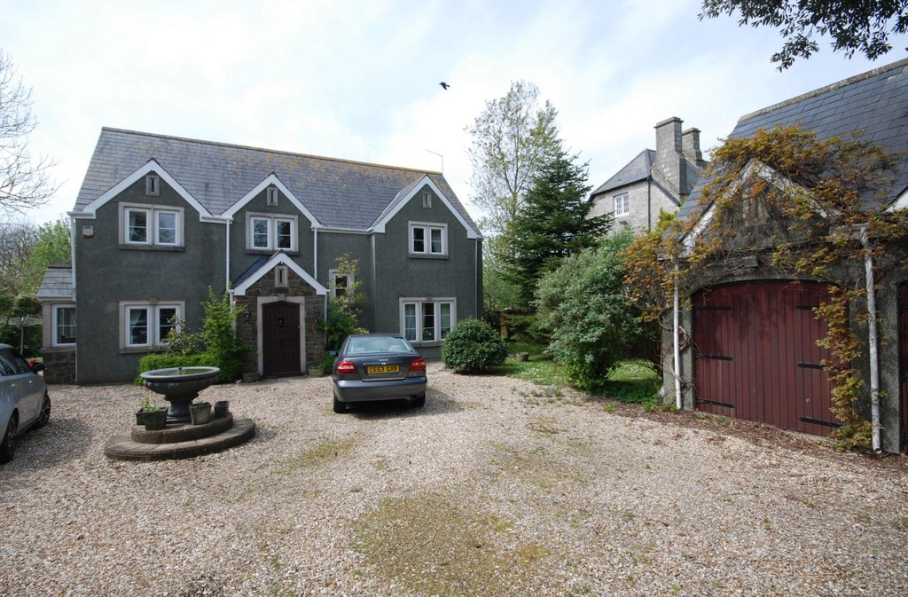 A Sizeable, 4 Bedroom Family Home With Considerable Scope To Extend And Improve, Wick Road, St Brides Major