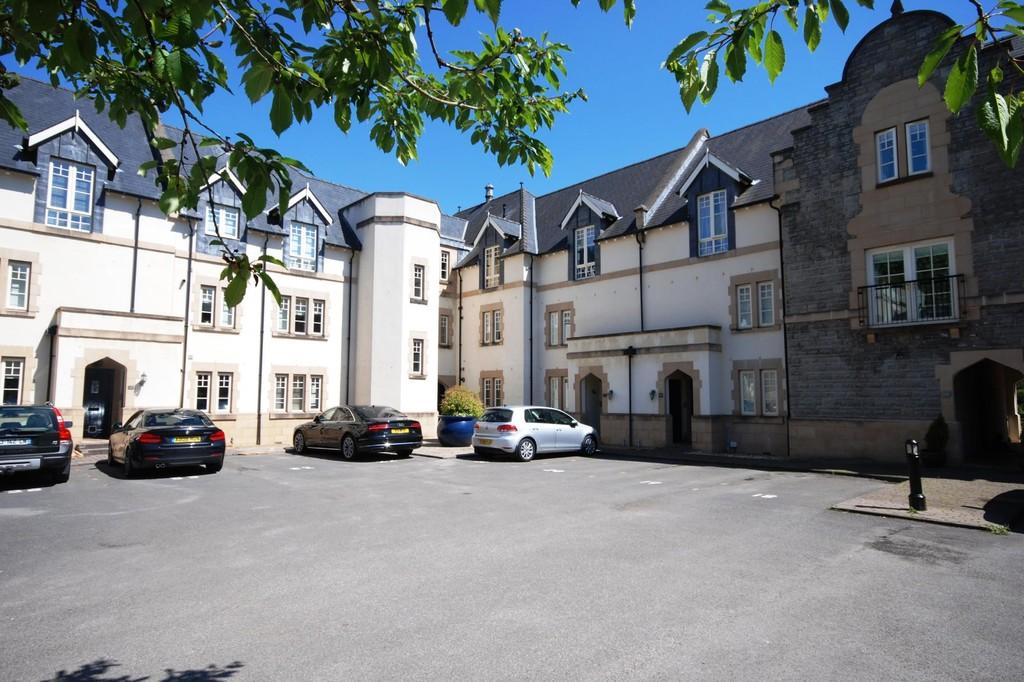 Western Courtyard, Talygarn, Pontyclun, CF72 9WR