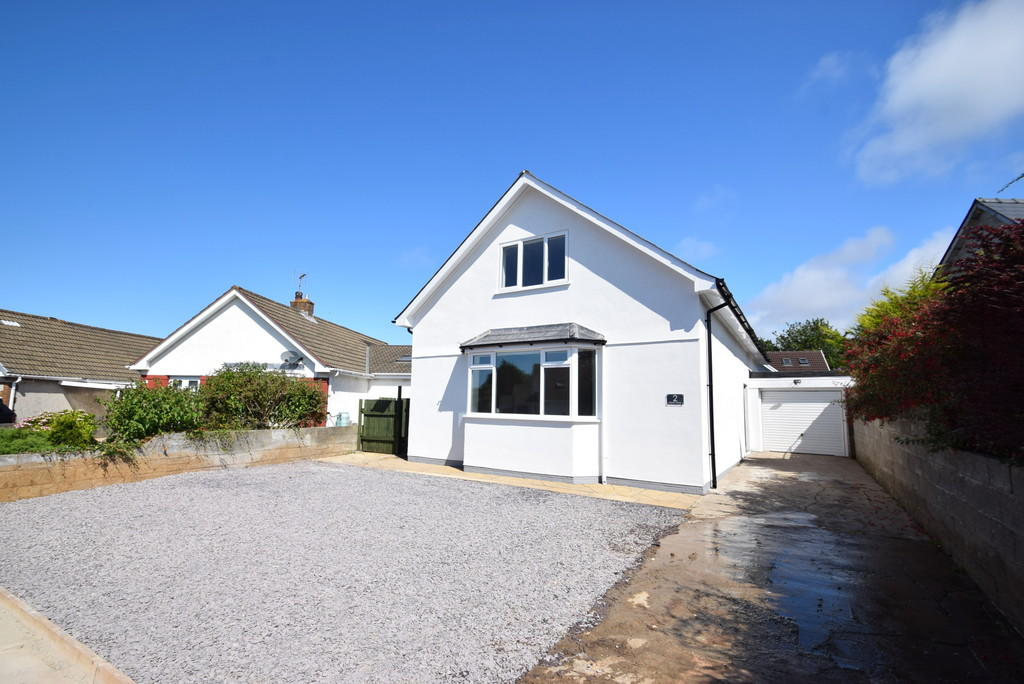 Recently Renovated To A High Spec, A Four Double Bedroom Detached Bungalow Situated In A Quiet Cul-De-Sac In Danygraig, Porthcawl
