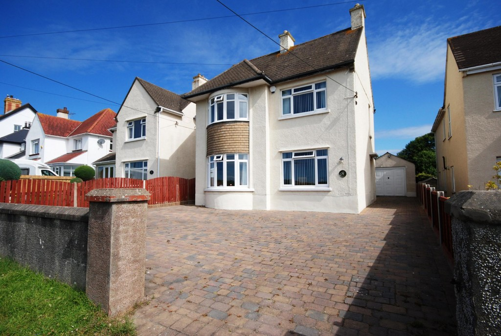 A Detached Family Home With Very Long Rear Garden Close To Schools And Shops, Boverton Road, Llantwit Major