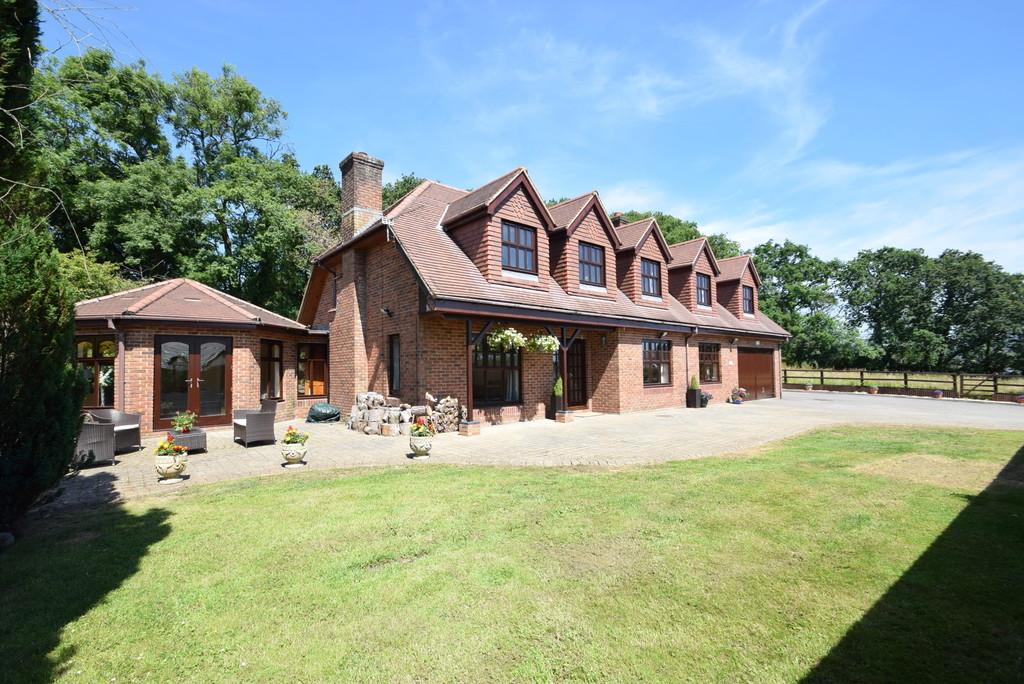 Brooklands House, Pen Y Fai Road, Aberkenfig, Bridgend, Bridgend County Borough, CF32 9AA