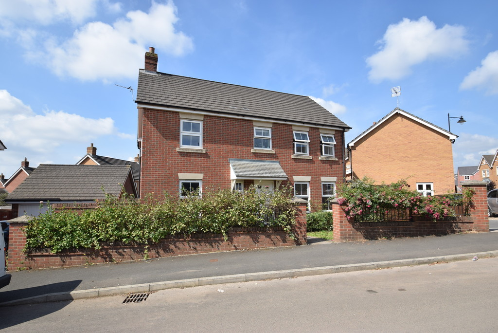 A Four Double Bedroom Detached Property Located In The Popular Parc Derwen Development And Within Walking Distance To Coity Village And Coity School, Bridgend