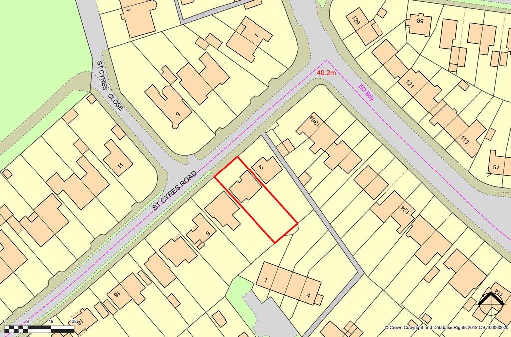 4 St. Cyres Road, Penarth, Vale of Glamorgan, CF64 2WQ