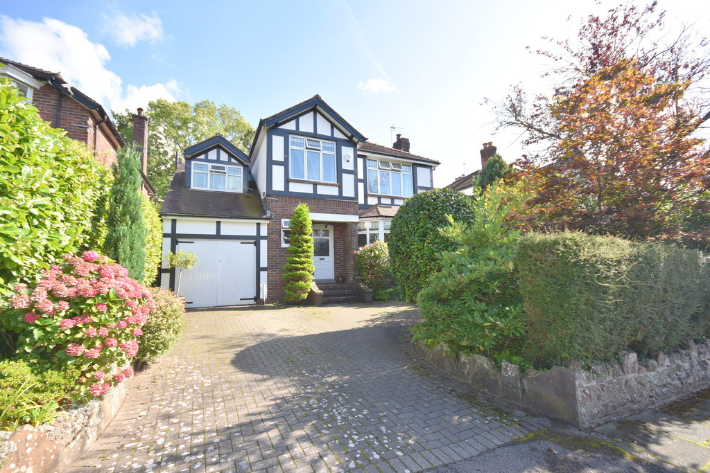 A Superb Five Bedroom Detached Family Home Situated On A Quiet Road In The Highly Desirable Area Of Cyncoed, Cardiff